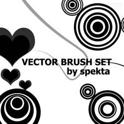 Vector Brushset