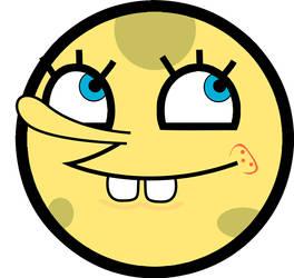 Spongechan Smiley by car54