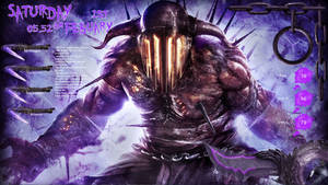 Hades god of war 2014 Rainmeter
