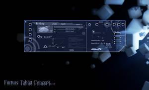 Furture Tablet concept 1.0
