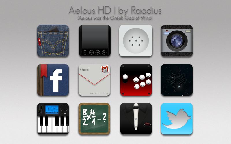 Aeolus HD by Raadius