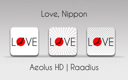 Love, Nippon by Raadius