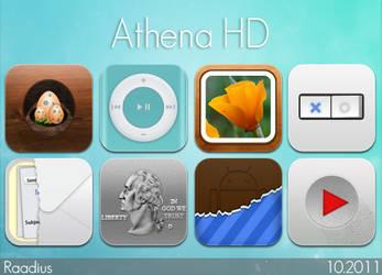 Athena HD by Raadius