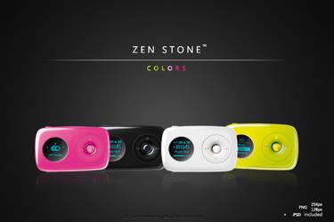 Zen Stone - Colors - icons by iAmFreeman