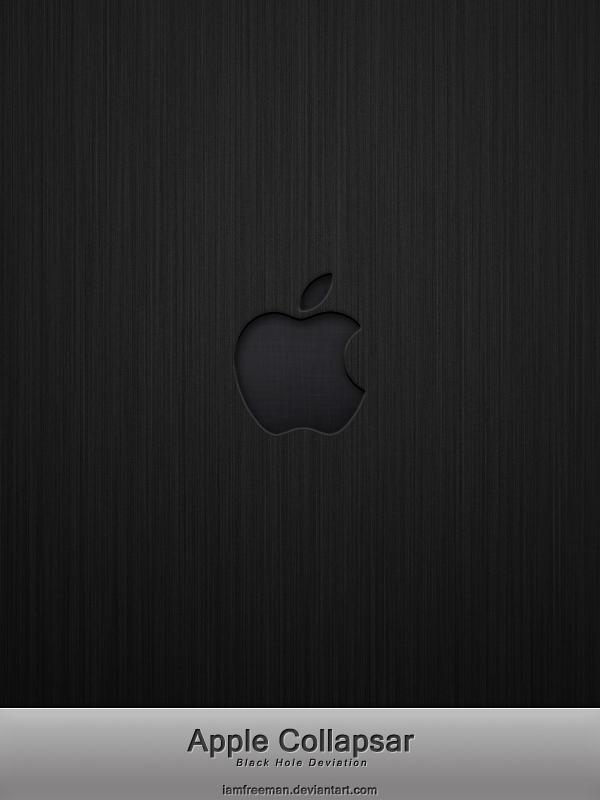 Apple Collapsar by iAmFreeman