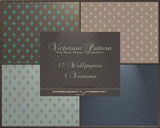 Victorian Pattern by iAmFreeman