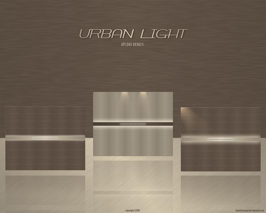 Urban Light - Studio Design by iAmFreeman