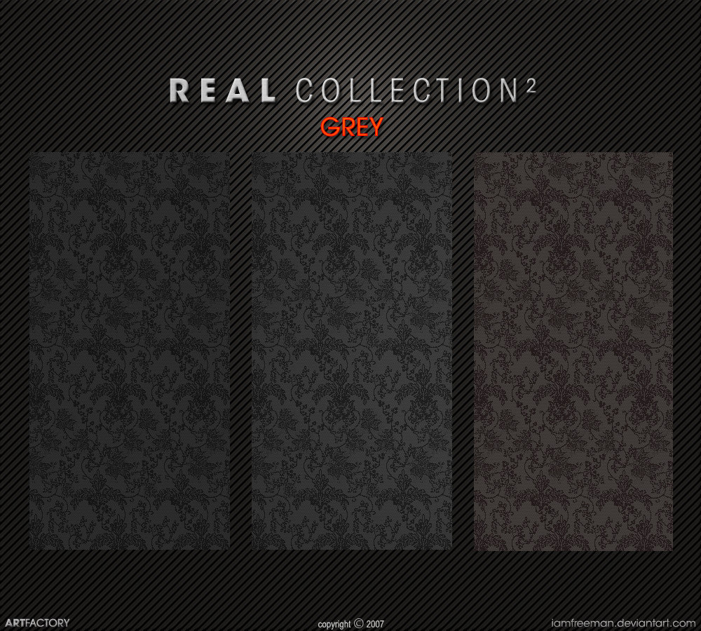Real Collection2 -Grey-update