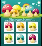 Shroom Icons