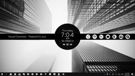 SOUNDBAR - Customizable Now Playing And Launcher