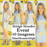 Bridgit Mendler Event