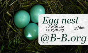 Egg nest by Basically-Birds