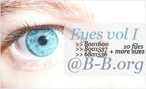 Eye Closeups VOLUME I by Basically-Birds