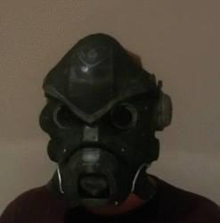 Spectre Mask done! by Markonator