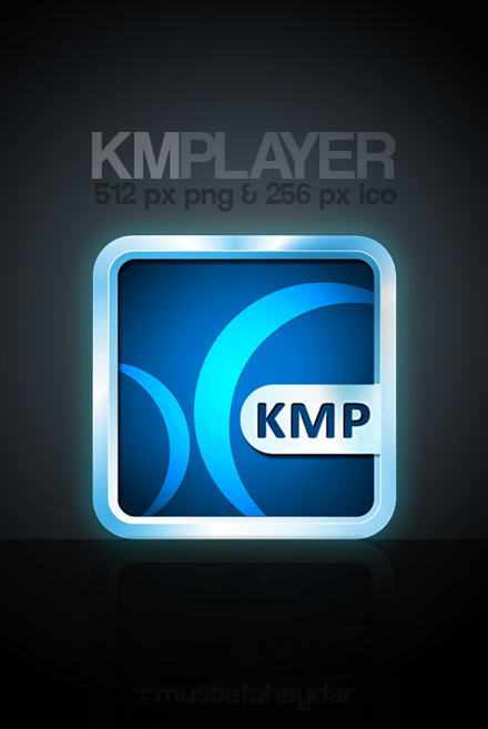 dock icon for kmplayer by mustafahaydar