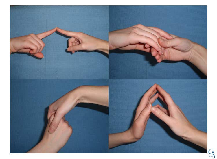hands meet