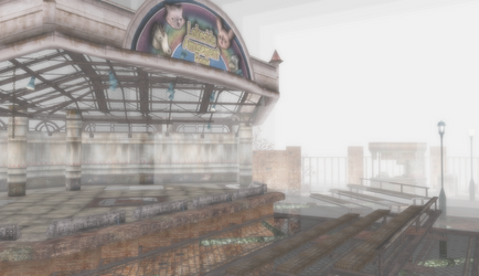 (XPS) Silent Hill 3: Lakeside Stage