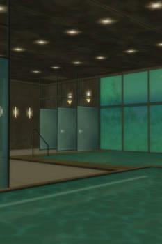 (XPS) Public Bathroom