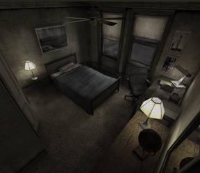 Silent Hill 4 Henry's Room
