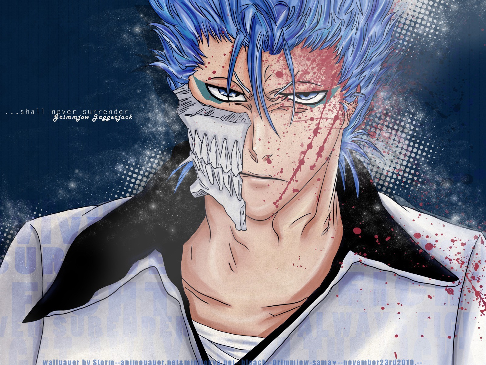 can't be tamed grimmjow jaegerjaquez love storyfullmoonwolf on
