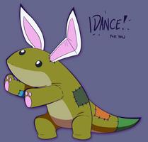 [COMMISSION] LIZZERD DANCE