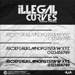 Illegal Curves Font