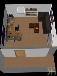 Working Room v1.0 (XPS) by Grummel83