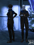 Liara Winter Outfit 2 (XPS) by Grummel83