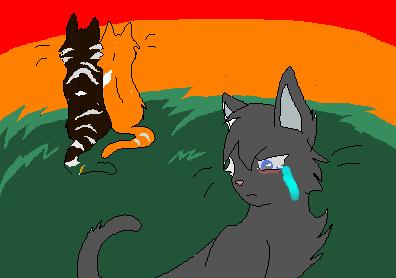 Ashfur's heartbreak! by SpaceTacos113