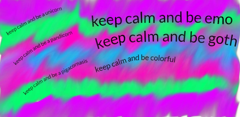 keep calm by mcarr37