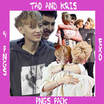 Tao and Kris PNGs Pack