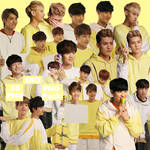 EXO's PNG Pack {Sunny10}