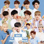 EXO's PNG Pack {IVY Club 2014 Part.2}