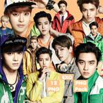 EXO's PNG Pack {Kolon Sport}