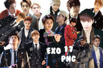 EXO's PNG Pack {MID Photocards} Baekhyun Added