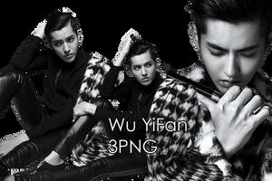 Wu YiFan PNG Pack 2