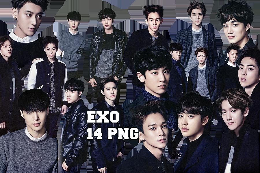 Exo png pack season greetings 2015 part 4 by kamjong kai on exo png pack season greetings 2015 part m4hsunfo