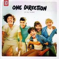 One Direction- UP ALL NIGHT (DELUXE) by Lu5SOS
