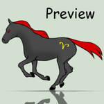 Aries Horse