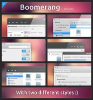 Boomerang - GTK3 by ghogaru