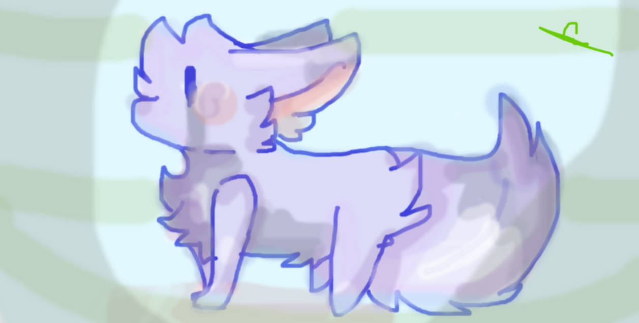 Chibi Wolf Drawing By Kawaii Kitten Art On Deviantart