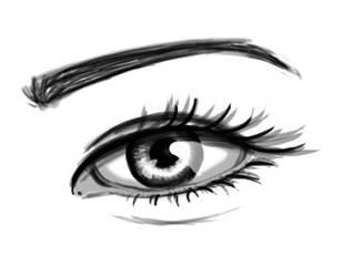 Eye tutorial by AerynDiana
