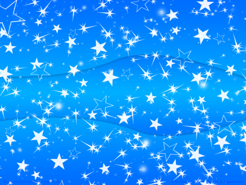blue star background - photo #31