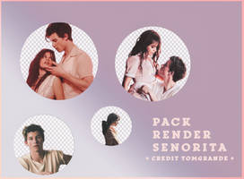 PACK RENDER SHAWN MENDES AND CAMILA CABELLO