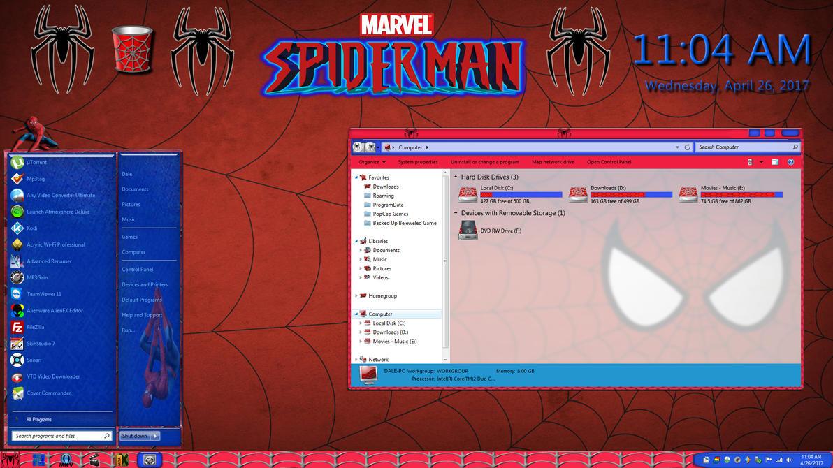Spiderman by DJDale69