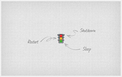 System traffic light by Kamaz-Z