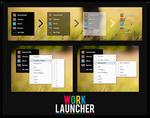 XWidget: Work Launcher