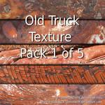 Old Truck Texture Package 1 by DustwaveStock