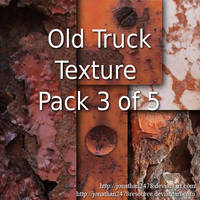 Old Truck Texture Package 3