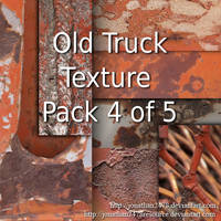Old Truck Texture Package 4
